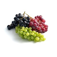 grapes-white-red
